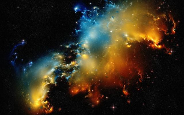 amazing nebula