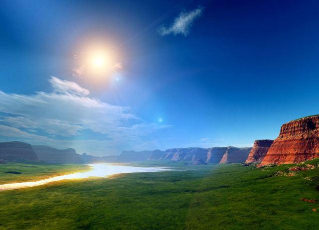Earth as Energy