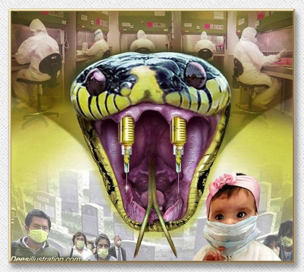 vaccines poison