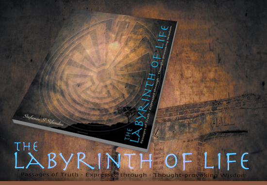 The Labyrinth of Life Book - Stefanos S. Sifandos