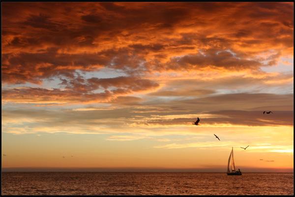 Sailing ship - www.thelabyrinthoflife.com.au