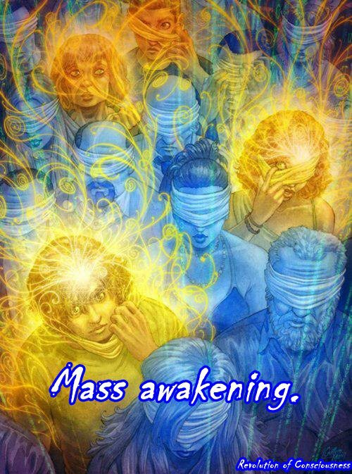 Awakening from fear - The Labyrinth of Life
