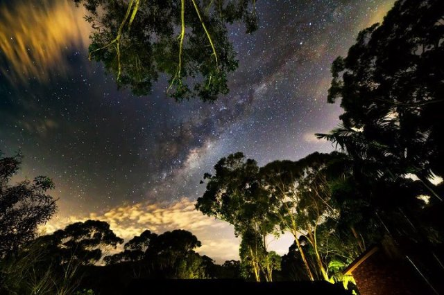 milky way - The Labyrinth of Life - Stefanos Sifandos