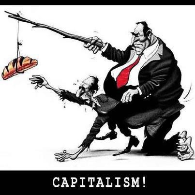 Capitalist model - The Labyrinth of Life