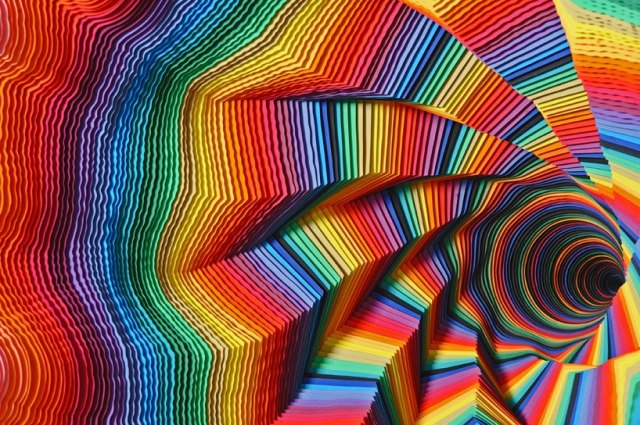 Amazing colours - The Labyrinth of Life